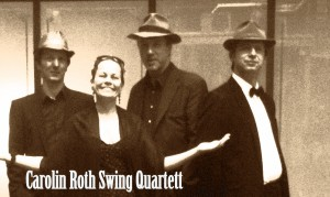 Carolin_Roth_Swing_Quartett